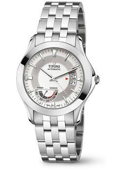 Фото - Titoni Часы Titoni 94929-S-355. Коллекция Impetus titoni часы titoni 83838 sy 535 коллекция space star