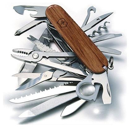 Подробнее о Victorinox Офицерский нож Victorinox 1.6794.69 адаптивный инструмент