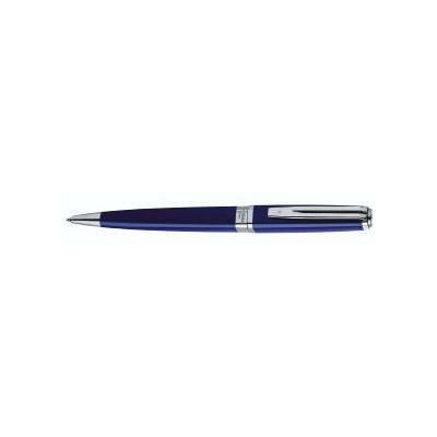 Waterman шариковая ручка Waterman S0637120 шариковая ручка carandache varius rubracer sp латунь каучук посеребрение с родиенвым напылением 4480 085