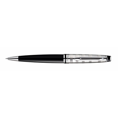 Waterman Шариковая ручка Expert 3 DeLuxe Black CT Waterman S0952360 ручка waterman s0952360