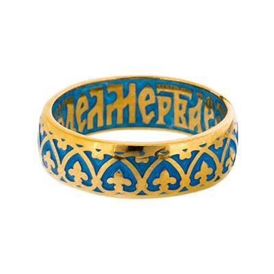Серебряное кольцо Ювелирное изделие BL_3.1.16