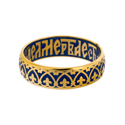 Серебряное кольцо Ювелирное изделие BL_324.18