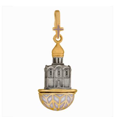 купить Серебряный подвес Ювелирное изделие L_07.062.5.39 онлайн