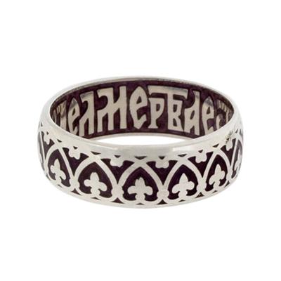 Серебряное кольцо Ювелирное изделие SI_2.82.16