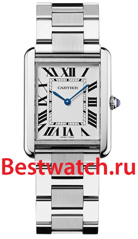 cartier часы мужские