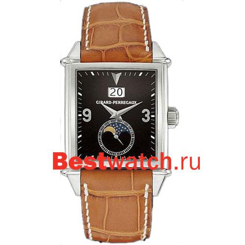 швейцарские часы из белого золота