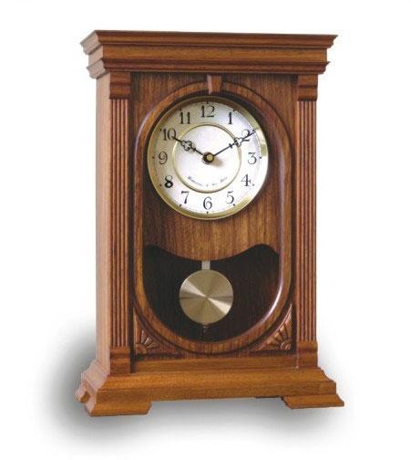 Деревянные часы фото