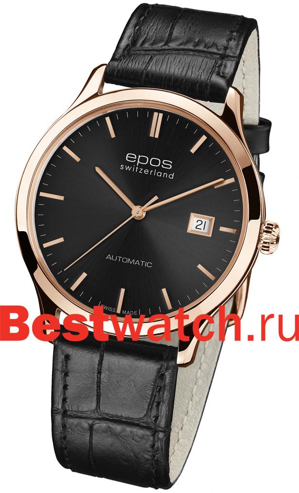 Купить часы Epos 3420.152.24.16.15 по самой выгодной цене. Бесплатная доставка. Официальная гарантия