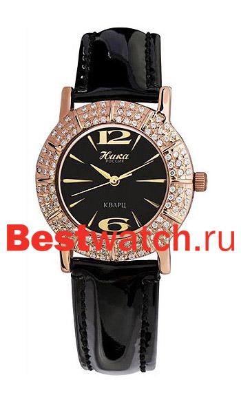 женские золотые часы купить ника