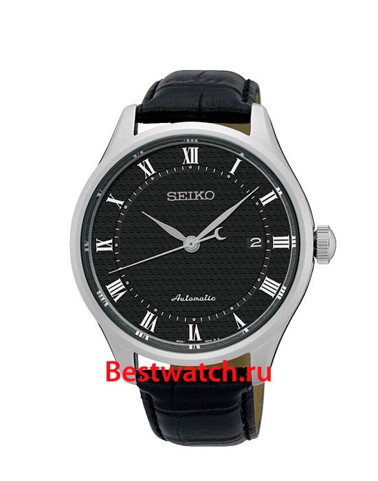 Часы Seiko SRP769K2 - купить мужские наручные часы