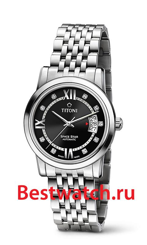 Titoni Часы Titoni 83709-SY-501. Коллекция Airmaster