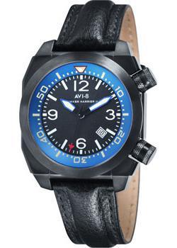 fashion наручные  мужские часы AVI-8 AV-4005-04. Коллекци Hawker Harrier II