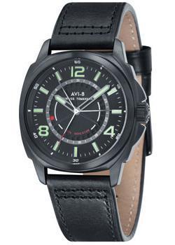 fashion наручные  мужские часы AVI-8 AV-4032-05. Коллекци Curtiss Tomahawk