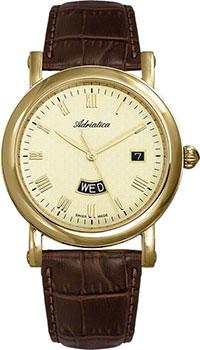 Швейцарские наручные  мужские часы Adriatica 1023.1231Q. Коллекция Gents