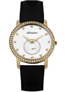 Швейцарские наручные  женские часы Adriatica 1262.1243QZ. Коллекция Multifunction