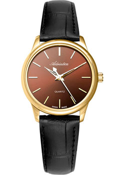 Швейцарские наручные  женские часы Adriatica 3042.121GQ. Коллекция Ladies