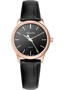 Швейцарские наручные  женские часы Adriatica 3042.9214Q. Коллекция Ladies