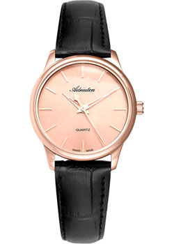 Швейцарские наручные  женские часы Adriatica 3042.921RQ. Коллекция Ladies