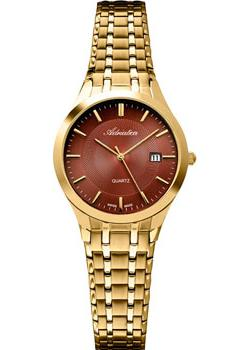 Швейцарские наручные  женские часы Adriatica 3136.111GQ. Коллекция Pairs