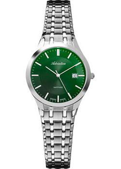 Швейцарские наручные  женские часы Adriatica 3136.5110Q. Коллекция Premiere