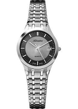 Швейцарские наручные  женские часы Adriatica 3136.5116Q. Коллекция Twin