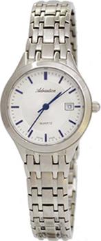 Швейцарские наручные женские часы Adriatica 3136.51B3Q. Коллекция Twin