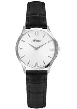 Швейцарские наручные  женские часы Adriatica 3141.5263Q. Коллекция Pairs