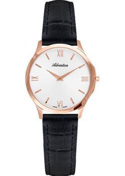 Швейцарские наручные  женские часы Adriatica 3141.9263Q. Коллекция Twin