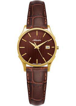 Швейцарские наручные  женские часы Adriatica 3146.121GQ. Коллекция Ladies