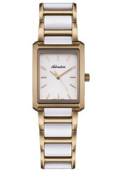 Швейцарские наручные  женские часы Adriatica 3148.D113Q. Коллекция Ceramic