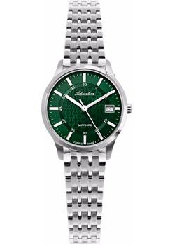 Швейцарские наручные  женские часы Adriatica 3156.5110Q. Коллекция Classic