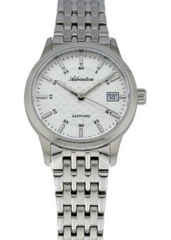 Швейцарские наручные  женские часы Adriatica 3156.5113Q. Коллекция Pairs