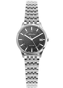 Швейцарские наручные  женские часы Adriatica 3156.5114Q. Коллекция Twin