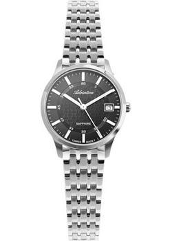 Швейцарские наручные  женские часы Adriatica 3156.5116Q. Коллекция Twin