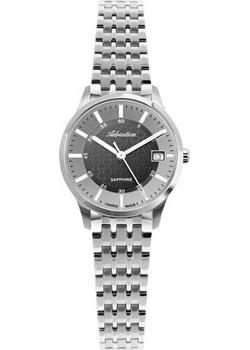 Швейцарские наручные  женские часы Adriatica 3156.5116Q2. Коллекция Twin
