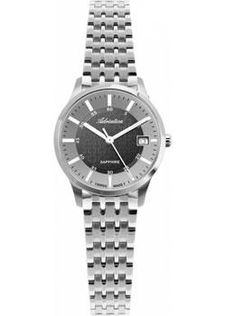 Швейцарские наручные  женские часы Adriatica 3156.5117Q. Коллекция Ladies