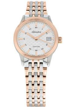 Швейцарские наручные  женские часы Adriatica 3156.R113Q. Коллекция Twin