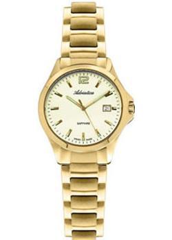 Швейцарские наручные  женские часы Adriatica 3164.1151Q. Коллекция Twin