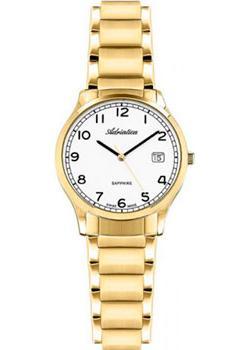 Швейцарские наручные  женские часы Adriatica 3167.1123Q. Коллекция Twin
