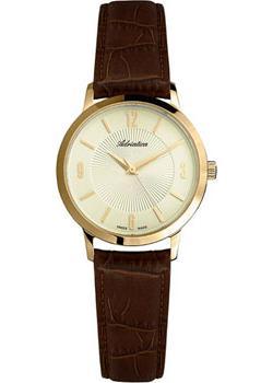 Швейцарские наручные  женские часы Adriatica 3173.1251Q. Коллекция Twin