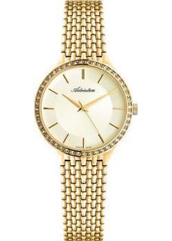 Швейцарские наручные  женские часы Adriatica 3176.1111QZ. Коллекция Pairs
