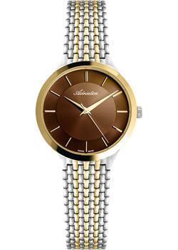 Швейцарские наручные  женские часы Adriatica 3176.211GQ. Коллекция Pairs