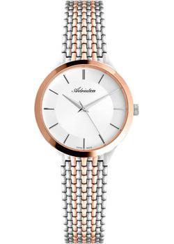 Швейцарские наручные  женские часы Adriatica 3176.R113Q. Коллекция Twin