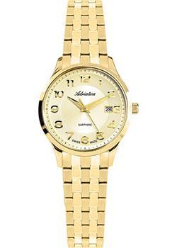 Швейцарские наручные  женские часы Adriatica 3178.1121Q. Коллекция Twin