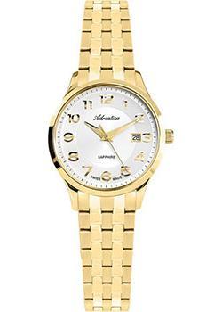 Швейцарские наручные  женские часы Adriatica 3178.1123Q. Коллекция Twin