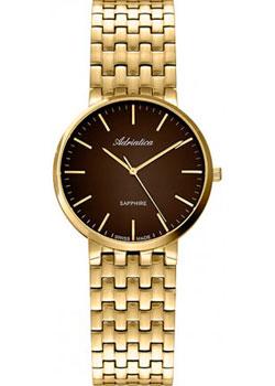 Швейцарские наручные  женские часы Adriatica 3181.111GQ. Коллекция Pairs