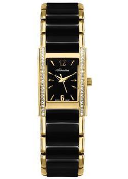 Швейцарские наручные  женские часы Adriatica 3398.F154QZ. Коллекция Ceramic
