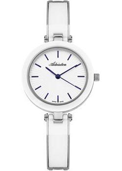 Швейцарские наручные  женские часы Adriatica 3411.C1B3Q. Коллекция Ceramic