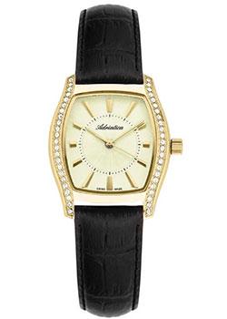 Швейцарские наручные  женские часы Adriatica 3417.1211QZ. Коллекция Zirconia