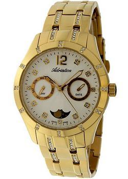 Швейцарские наручные  женские часы Adriatica 3419.1173QFZ. Коллекция Multifunction